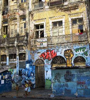 Problemas da urbanização