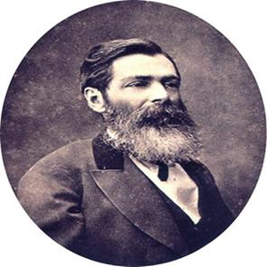 José de Alencar, um dos autores pertencentes ao Romantismo no Brasil