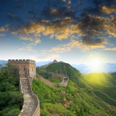 Muralha da China: um exemplo da interposição entre paisagem natural e paisagem cultural