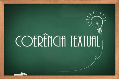 A coerência textual não está na superfície do texto: a construção de sentidos será feita de acordo com o conhecimento prévio de cada leitor