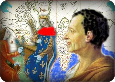 O absolutismo e o poder divino dos reis X ideias iluministas