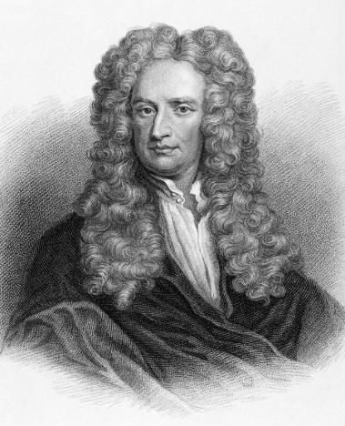 Isaac Newton foi um dos maiores cientistas de todos os tempos. É considerado por alguns como o pai da Ciência Moderna