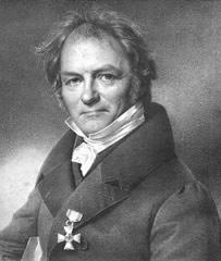 Karl Ritter, um dos Geógrafos da Escola Geográfica Alemã ou Escola Determinista.