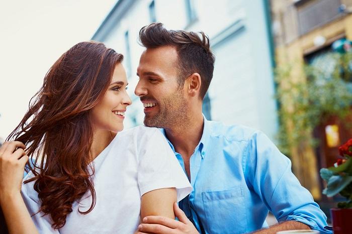 A atração sexual, geralmente, está associada à escolha de um parceiro saudável