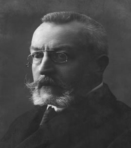 Historiador Henri Pirenne (1862-1935)