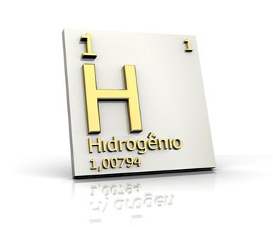 O eletrodo de gás hidrogênio é usado como padrão de referência para se descobrir os potenciais-padrão de redução dos outros eletrodos