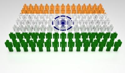 A população da Índia torna o país um verdadeiro formigueiro humano