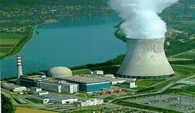 Usina Nuclear: fonte de energia do futuro.
