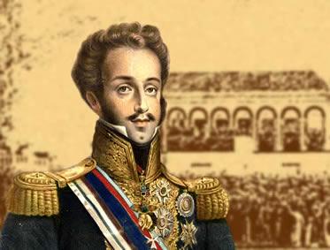 D. Pedro I: a consolidação do Estado e a oposição ao mando do governo imperial.