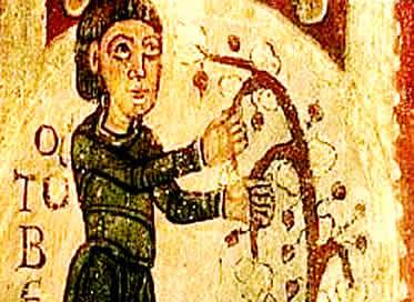 Os servos eram os responsáveis pela produção de riquezas no mundo feudal.