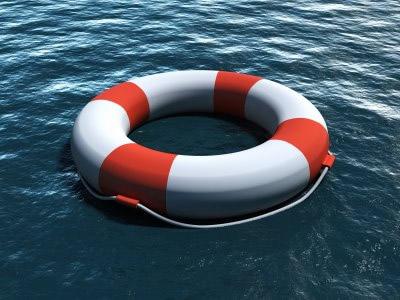 O bote salva-vidas é um exemplo de aplicação de hidretos iônicos