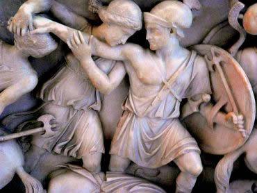 As revoltas plebéias transformaram as instituições políticas romanas.