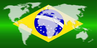 A importância do Brasil no contexto mundial