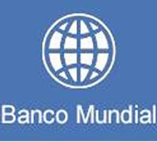 Logotipo do Banco Mundial (World Bank)