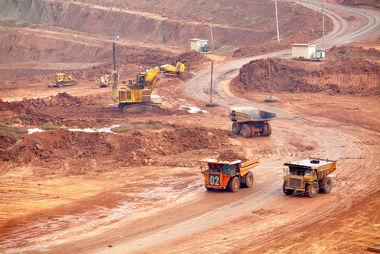 A mineração pode gerar diversos impactos ambientais