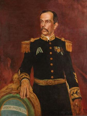 Floriano Peixoto, vice de Deodoro da Fonseca, assumiu o poder após a renúncia deste
