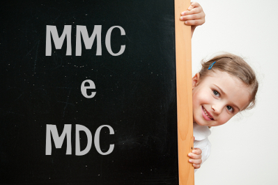 Regra prática para calcular MMC e MDC