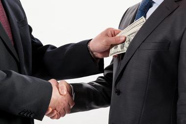 A corrupção é um problema que afeta todos os países, principalmente os subdesenvolvidos