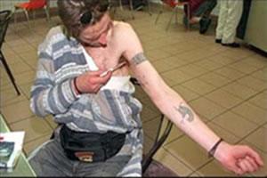 Usuário de Heroína