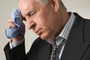 Sensação de cansaço: um dos desconfortos decorrentes da baixa umidade relativa do ar.