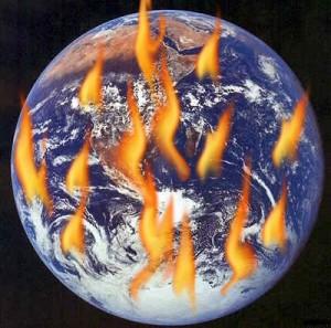 O aquecimento é um problema de todos os países