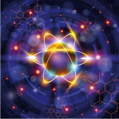 O tamanho do raio atômico muda se ele ganhar ou perder elétrons