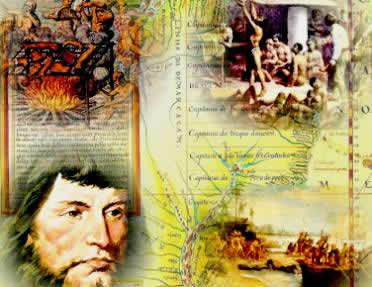 A colonização do Brasil: um processo que marcou profundamente a formação do nosso país.