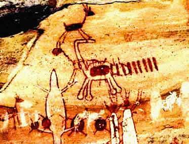 A compreensão da arte rupestre é um grande desafio para vários pesquisadores.