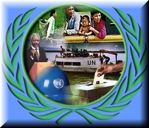 A atuação da ONU no mundo