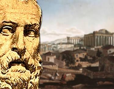 As reformas empreendidas por Sólon ampliaram a participação política dos atenienses.