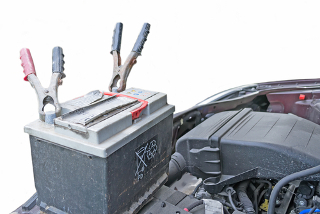 A bateria de carro é recarregável