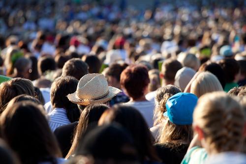 População absoluta e população relativa