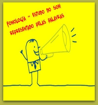 A fonologia representa uma parte da gramática cuja incumbência se define por propósitos específicos