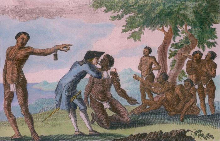 Ao longo de três séculos, cerca de 5 milhões de africanos foram desembarcados no Brasil como escravos.