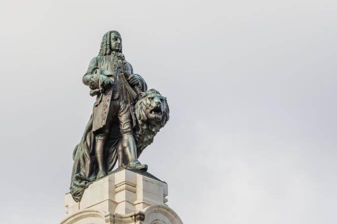 O Marquês de Pombal esteve à frente de Portugal, entre 1750 e 1777, e enfrentou inúmeros inimigos ao longo de sua gestão.