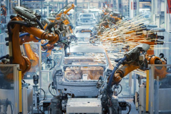 Terceira Revolução Industrial é marcada pelo emprego de alta tecnologia nas indústrias.