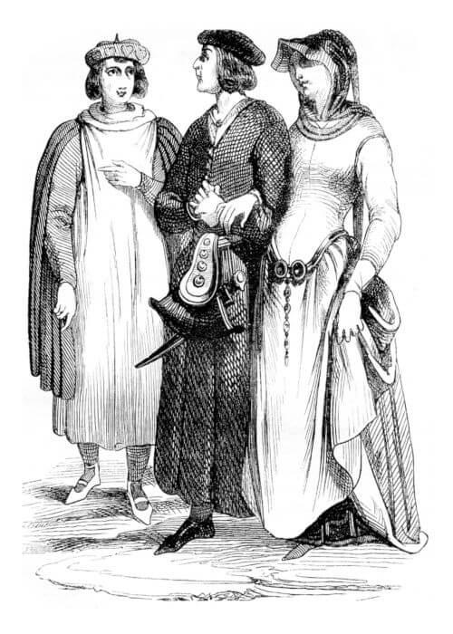 O Romantismo foi um movimento que se voltou para os valores da burguesia.