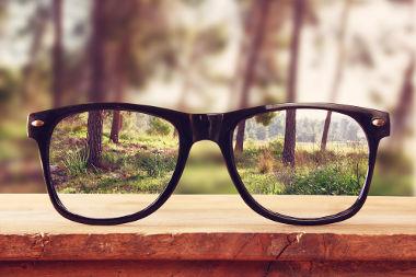 As imagens formadas pelos diferentes tipos de lentes auxiliam na correção de problemas de visão