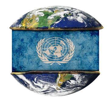 A ONU foi criada para evitar a eclosão de novos conflitos como as Guerras Mundiais