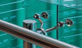 O Aço inoxidável pode ser facilmente moldado.