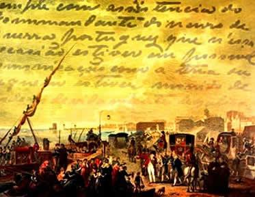 Os Tratados de 1810 provocaram uma grande mudança no cenário econômico brasileiro.