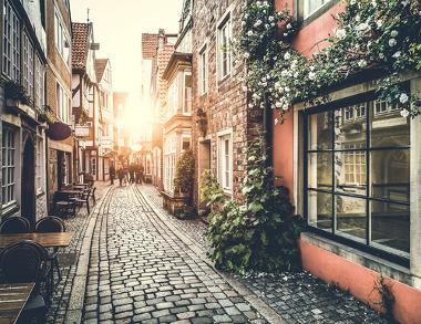 Uma rua, por exemplo, pode ser uma expressão do lugar no espaço geográfico