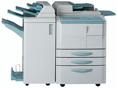 Máquina copiadora