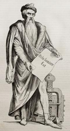 Johann Gutenberg foi o responsável pela invenção da imprensa no século XV