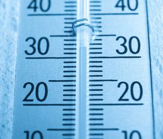 O termômetro é o equipamento usado para medir a temperatura