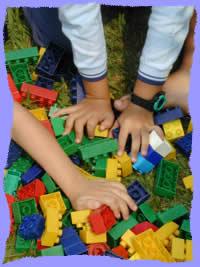 A importância dos brinquedos no desenvolvimento da criança
