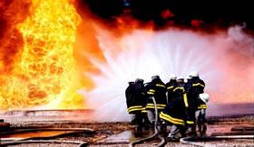 Os incêndios são reações de combustão.