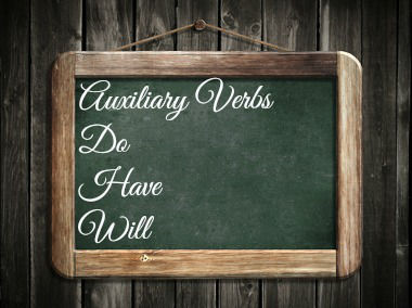 Auxiliary Verbs: DO, HAVE, WILL