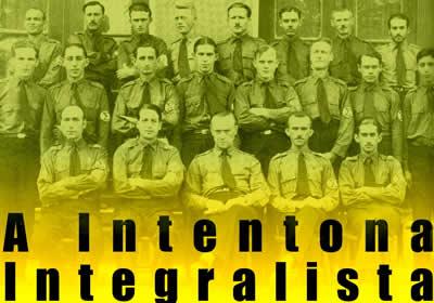 Os integralistas se revoltaram por não estarem inclusos no projeto de poder estadonovista.