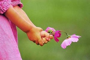 As crianças podem ser mais feridas pela negação da morte.